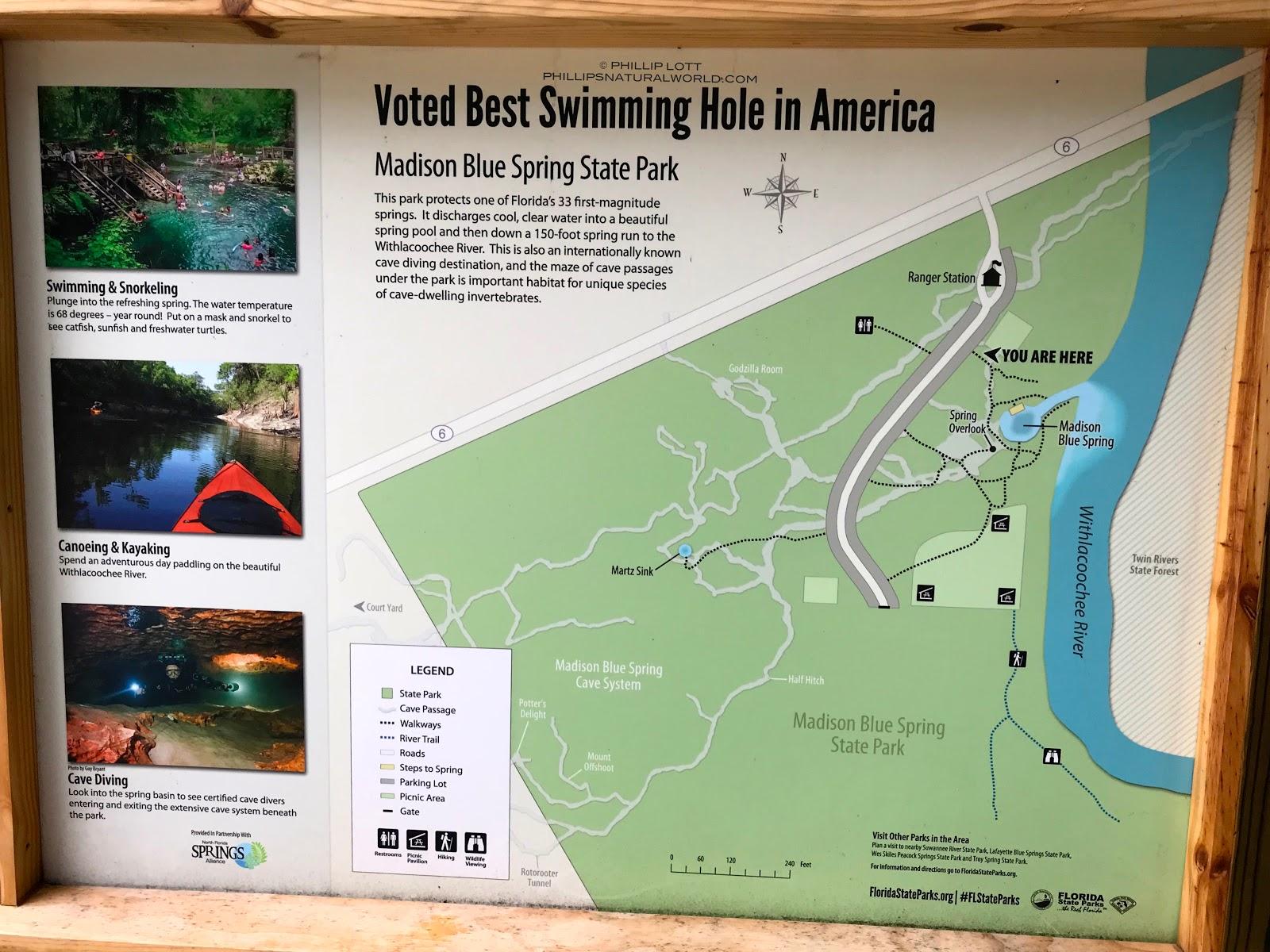 best swimming hole in america