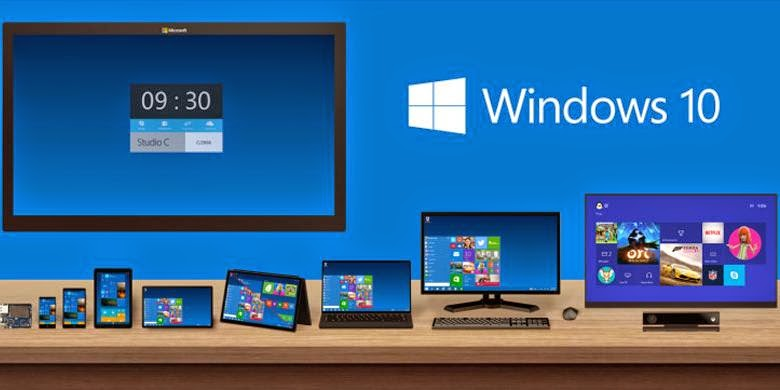 Microsoft Lucurkan OS Windows 10