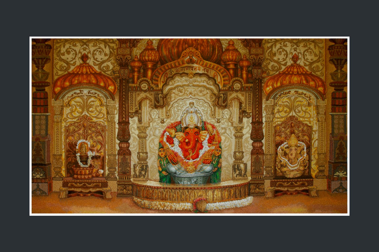 lord siddhivinayak wallpaper