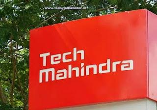 Tech Mahindra Walkin Recruitment 2019 Fresher