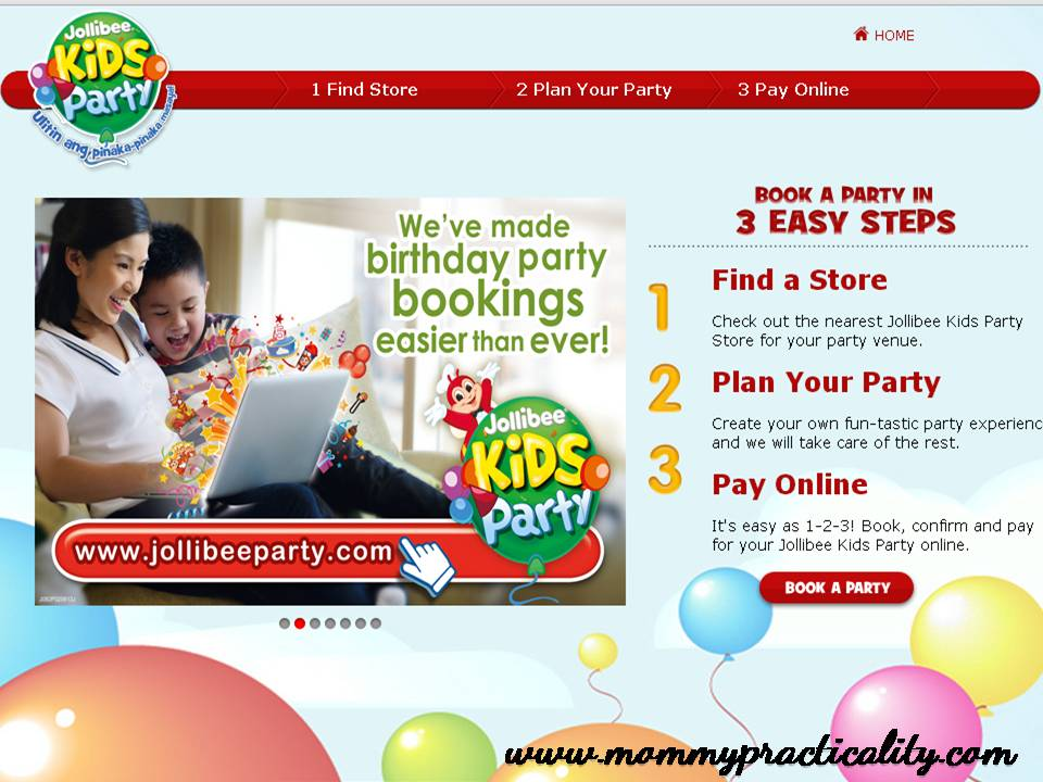 Jollibee Birthday Party Packages Batman Theme Mommy Practicality