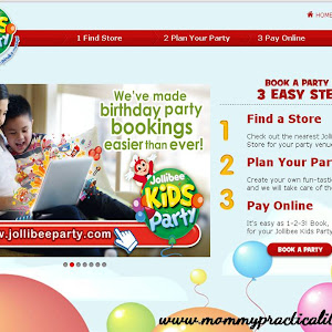 Our Jollibee Kiddie Party Experience And Jollibee Party Packages