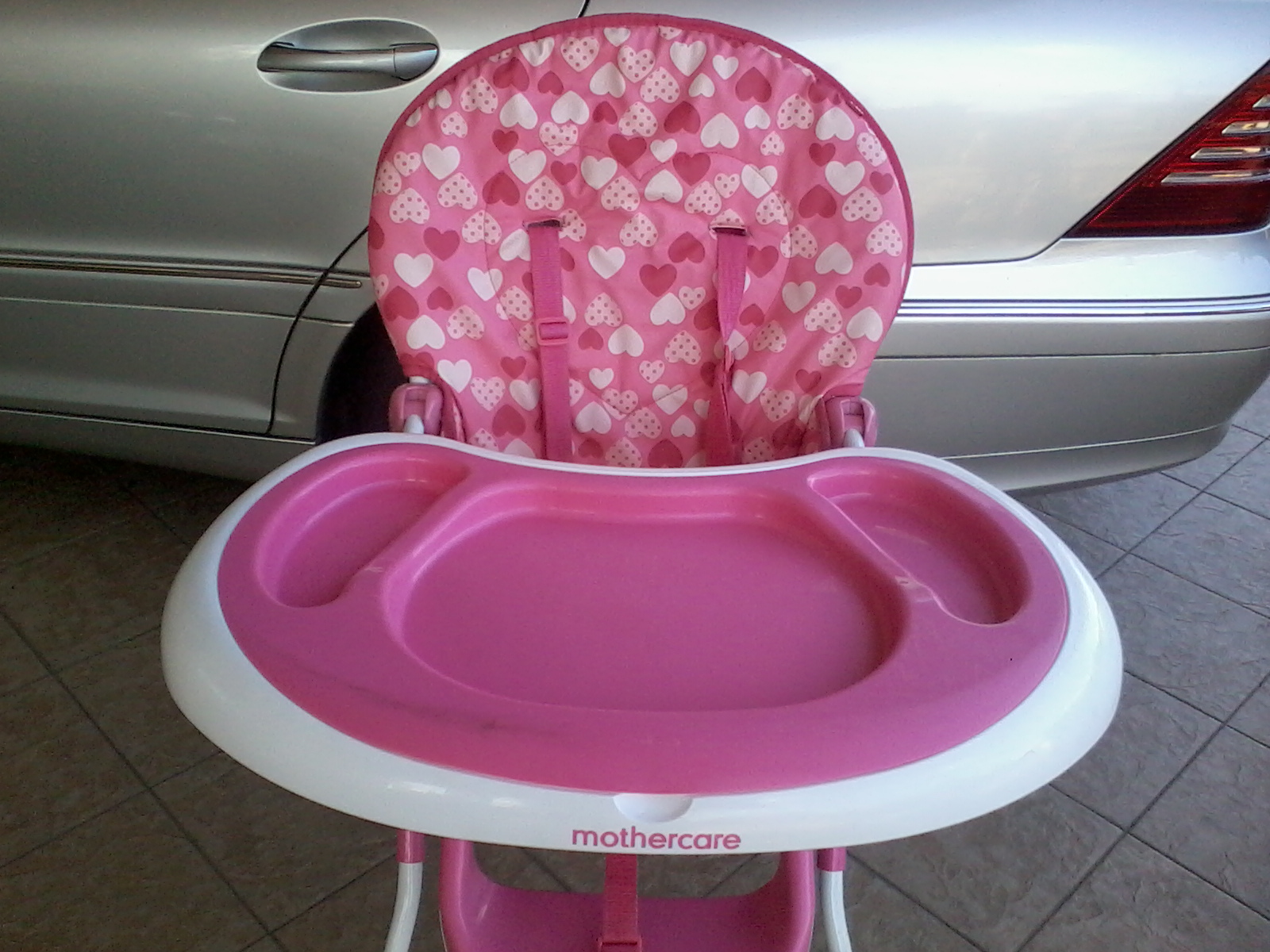 Graco Winnie The Pooh High Chair Folding No Legs Aliff Preloved Store Mothercare