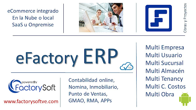 ERP en Nube: Reporte de Ganancias por Artículos en eFactory Software ERP