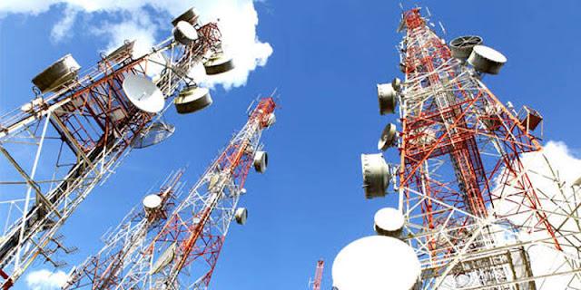 Nunggak Pajak Bertahun-tahun, Belasan Tower Telekomunikasi Di Madiun Terancam Diputus