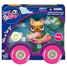 Littlest Pet Shop Pets on the Go French Bulldog (#1847) Pet