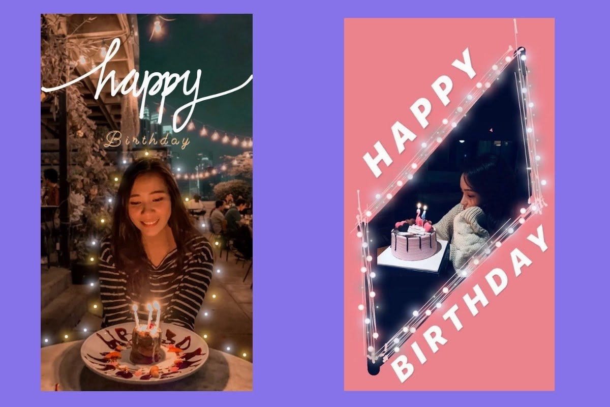instagram birthday story ideas