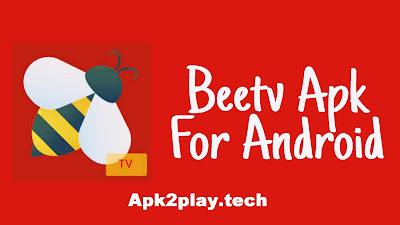 BeeTV v2.4.0 (No Ads) android apk