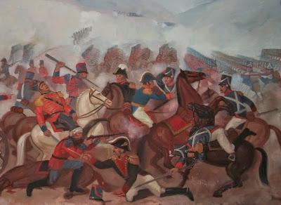Resultado de imagen para batalla de ayacucho