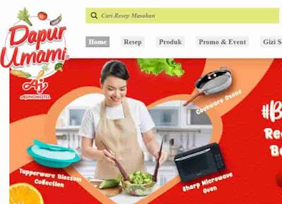 dapur umami resep masakan sederhana