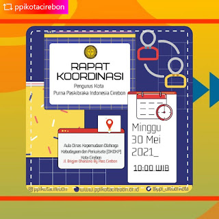 RAKORKOT PPI Cirebon
