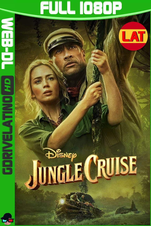 Jungle Cruise (2021) DSNP WEB-DL 1080p Latino-Ingles MKV
