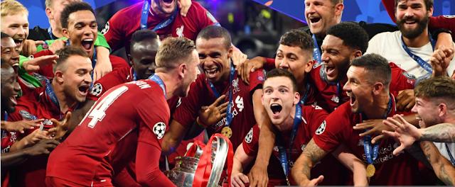 LDC/UEFA : MATIP ET LIVERPOOL ROIS D'EUROPE