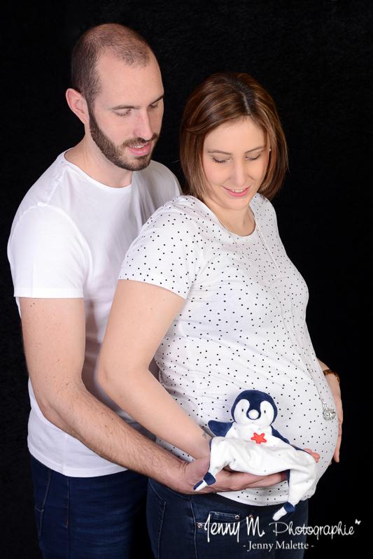 Photographe grossesse maternité Montaigu, Challans, St Jean de Monts