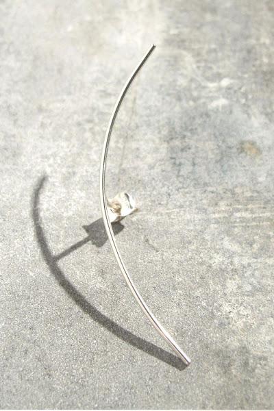 Boucle Sansoeurs piercing argent 925