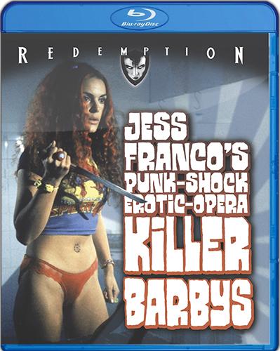 Killer Barbys [1996] [BD25] [Español]