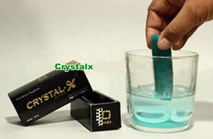 Cara Pemakaian Crystal X Untuk Bagi Yang Belum Menikah
