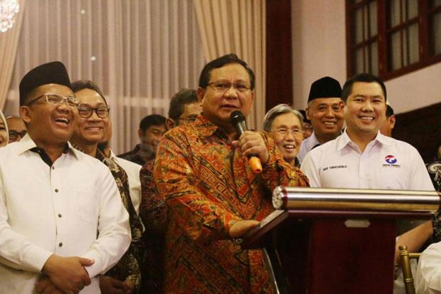 Prabowo Diperingati Untuk Lebih Terhormat Jadi Oposisi