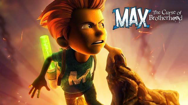 Max The curse  of Brotherhood iPhone 11