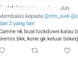 Negara Lockdown 14 hari mulai 01 Jun sehingga 14 Jun