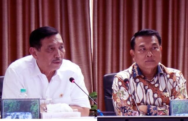 Luhut dan Moeldoko Somasi Aktivis, LBH Jakarta Nilai Pemerintahan Jokowi Anti Kritik