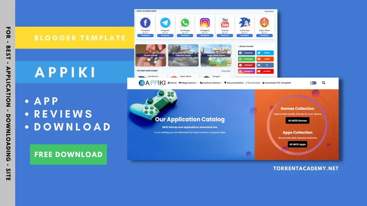 Appiki-blogger-template-free-Download