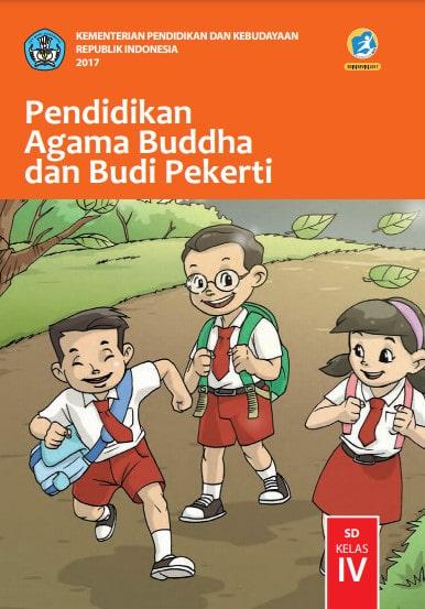 Buku Siswa Pendidikan Agama Buddha Kelas 4 Revisi 2017 Kurikulum 2013