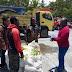Masyarakat Asli Jayawijaya Bantu Sayur-Mayur Untuk Pengungsi Terkait Kerusuhan