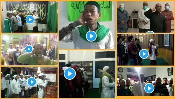 Muncul Berbagai Video Jamaah Sholat Mengumandangkan Seruan Jihad, Ada Apa Ini?