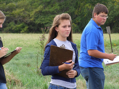 Caroline's Cues | 3 nuances in change and consistency - FFA soil judging