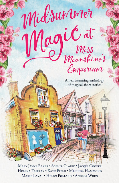 French Village Diaries book review Midsummer Magic at Miss Moonshine's Emporium