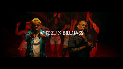 Download Mp4 VIDEO Billnass x Whozu - Kwa leo