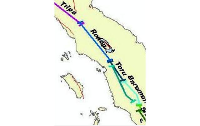 Tapanuli Utara Diguncang Gempa Bumi Tektonik