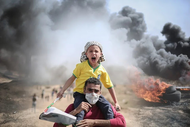 Palestine kids 53
