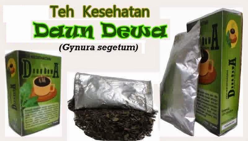 Jual Teh Tubruk Herbal Daun DEWA di Surabaya