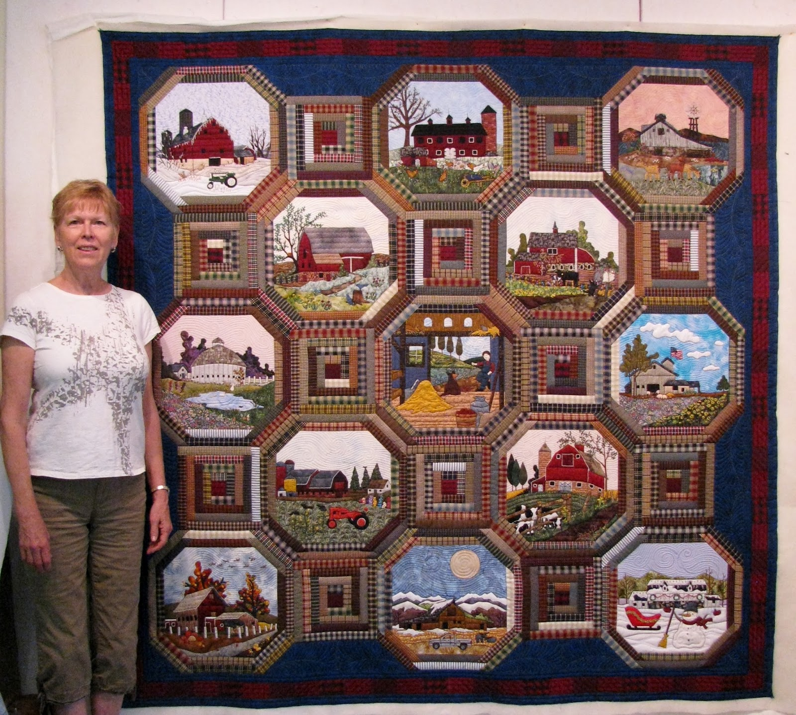 The Secret Life Of Mrs Meatloaf Jan Z And Her Amazing Quilt