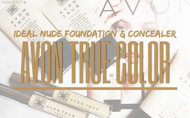 True Color Ideal Nude Liquid Foundation by avon #6