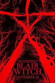 Blair Witch 2016 movie Poster