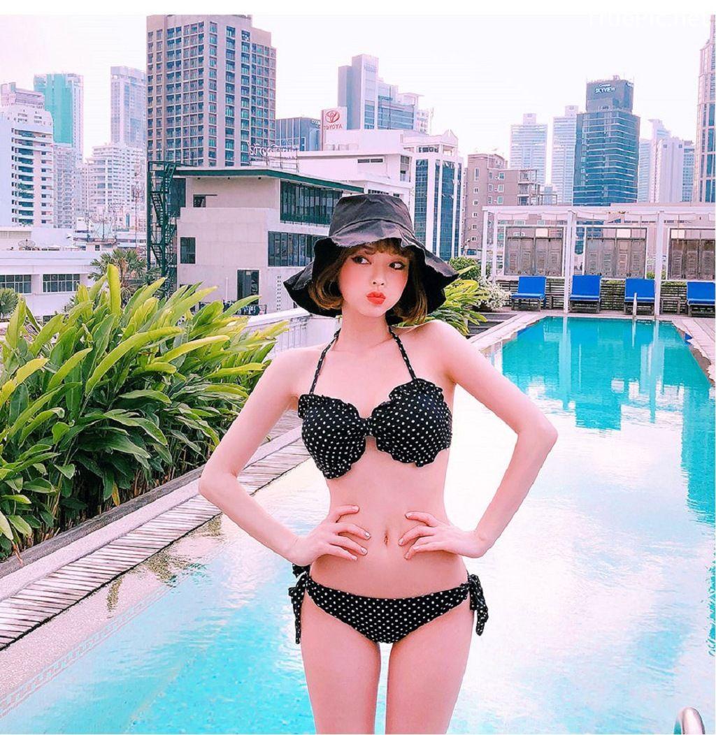 Image-Korean-Fashion-Model-Kang-Tae-Ri-Album-Summer-In-Bangkok-TruePic.net- Picture-4