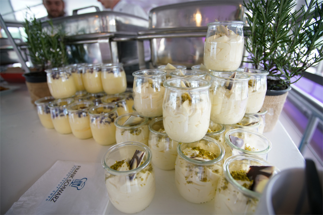 beautypress Bloggerevent 'Leinen los' - Dessert
