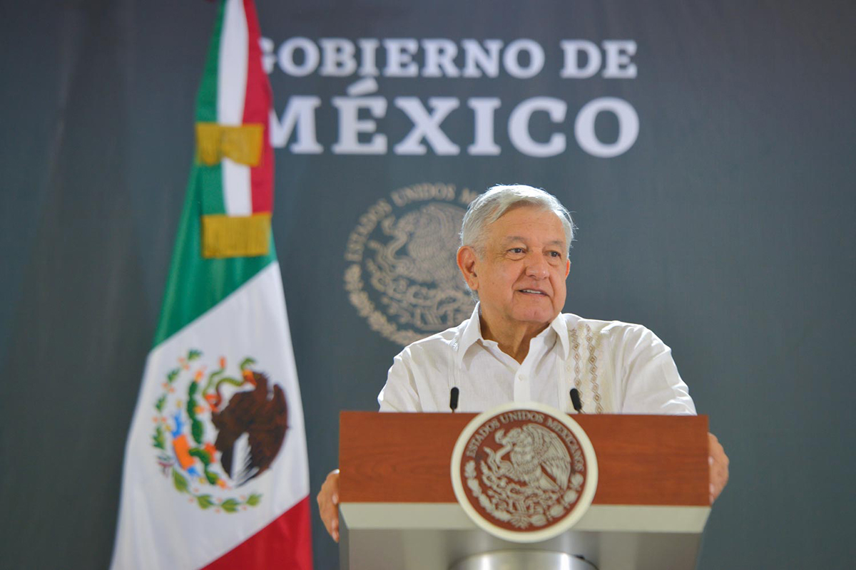 AMLO RECONOCE IMPORTANCIA TURISMO QUINTANA ROO MÉXICO 02