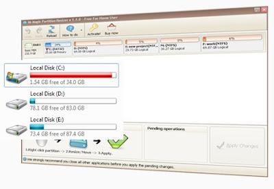 [Προσφορά Ημέρας]: IM-Magic Partition Resizer Server - Το πρόγραμμα των 160 δολαρίων, εντελώς δωρεάν!