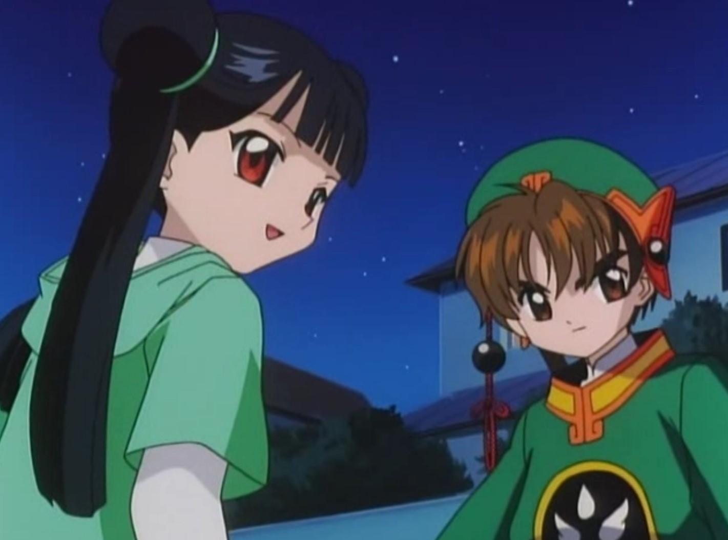 Sakura Card Captors Dublado: Episódio 43 – Adeus Meilin