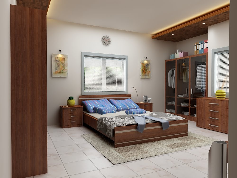 M.Shahzad: Bed Room