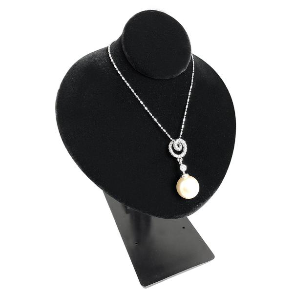 Buy Wholesale Necklace Bust Display with Adjustable Stand at Nile Corp