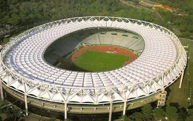 Sân vận động Olimpico: Tuyệt tác cẩm thạch của Ý