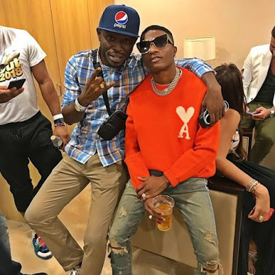 I'm A Product Of Grace To Be Connected With Wizkid Despite Being Poor Comedian Mr Jollof