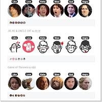 Cara Merubah Emoticon Reaksi Status Facebook Menjadi Anime