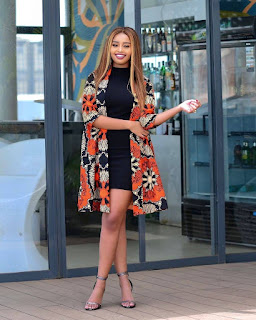 African Dresses With Modern Influence For Ladies