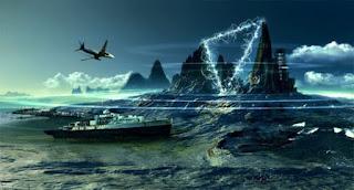 7 Tempat Paling Aneh Se-Misterius Segitiga Bermuda